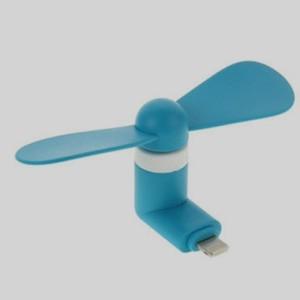 Mobifan iPhone lightning pin fan Mobile Fan 01 USB Fan