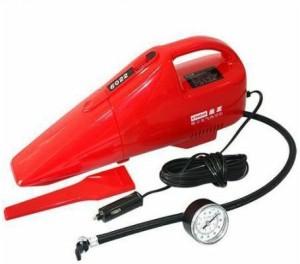 Coido 6022 Air Compressor cum Car Vacuum Cleaner Car Vacuum Cleaner