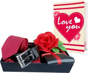 Tiedribbons TIED RIBBONS Valentinetine Day Combo Gift For Husband Boyfriend Gifts Valentine