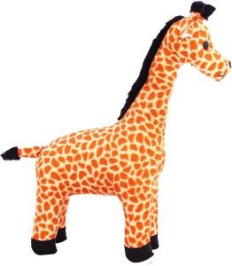 DealBindaas Standing Giraffe Stuff Animal 35 Cms  - 350 mm