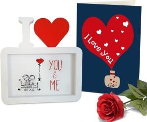 Tiedribbons Valentine Gift For Boyfriend Photo Frame Image