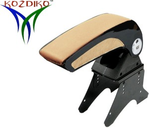 Kozdiko Chrome Simple Beige RMA34 Car Armrest