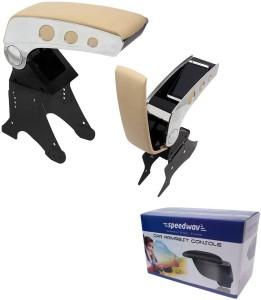 Speedwav 213425 Dual Tone Car Armrest