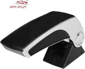 Auto Addict Plain Chrome Black AA114 Car Armrest