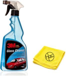 Hybrid Customs 3Mgc250 Liquid Vehicle Glass Cleaner