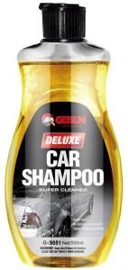 GetSun Auto Deluxe Shampoo - Super Cleaner - Power Foam Car Washing Liquid - With Lemon Fragrance - G-9051 Liquid Vehicle Glass Cleaner