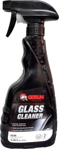 GetSun - No Water Mark - Suitable for Car, Bike, Home & Office - 500ml - G-9013 Liquid Vehicle Glass Cleaner