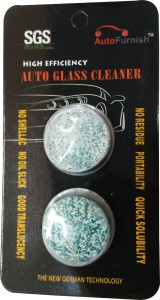 Autofurnish Compact Tablet Concentrate Vehicle Glass Cleaner