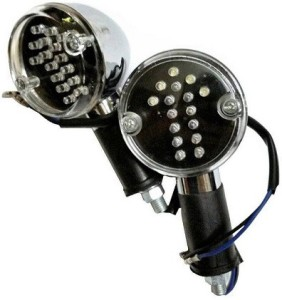 botauto front rear led indicator light for royal enfield classic 350