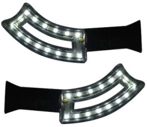 accessoreez front rear led indicator light for royal enfield classic