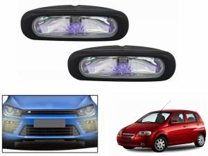 Dlaa Headlight Halogen For Chevrolet Aveo Uva Pack Of 2 Best Price