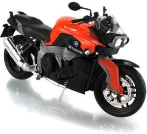 Bmw 1 12 Scale K1300r Diecast Motorcycle Model Orange Best Price In