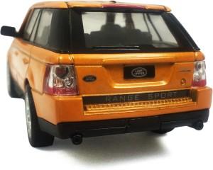 Jack Royal Range Rover SportsOrange