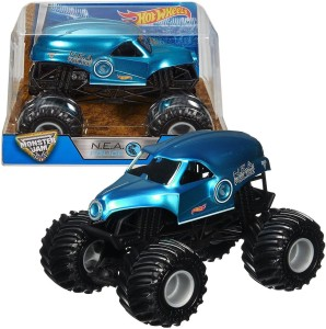 Hot Wheels Monster Jam N E A  PoliceBlue