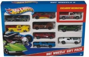 Hot Wheels 9 Car Multipack