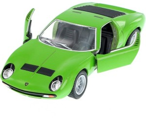 Kinsmart Lamborghini Miura Gr Green Best Price In India Kinsmart