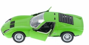 Kinsmart Lamborghini Miura Gr Green Best Price In India Kinsmart