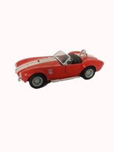 Kinsmart 5'' 1965 Shelby Cobra 427 S/C Red