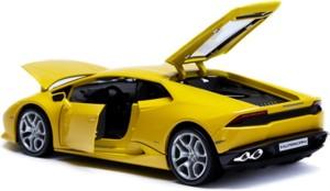 Bburago Lamborghini Huracan LP 610,4Yellow