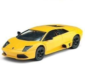 Kinsmart Lamborghini Murcielago Metal Model Car Yellow Best Price In