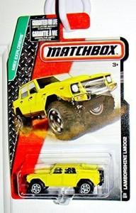 Mattel Matchbox Lamborghini Lm002 Suv Die Cast Yellow Best Price In