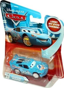 Cars 2 Disney Pixar 155 Cast Car Oversized Vehicle 6 Hydrofoil Finn