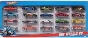 Mattel Hot Wheels 20