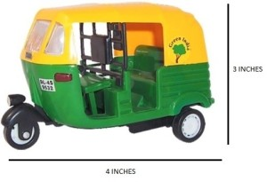 CENTY CNG Auto Rickshaw CT 056 Color may vary