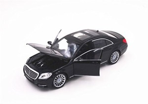 Welly 1 24 Mercedes Benz S Class S600 Diecast Model Car New In Box