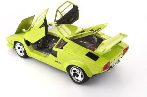 Bburago Lamborghini Countach 5000 Quattrobalvole Green Best Price In