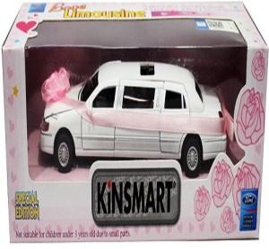 Kinsmart 1999 Lincoln Town Car Limousine 1 38 Diecast Multicolor