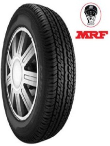 Mrf Zlx 4 Wheeler Tyre 165 80 R14 Tube Less Best Price In India