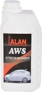 Lalan Automotive Wax Shampoo - 1000 ml Car Washing Liquid