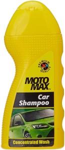Gliding Wheels Motomax Car Shampoo Car Washing Liquid