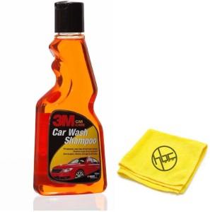 Hybrid Customs Car wash Shampoo kit 250ml Car Washing Liquid
