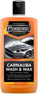 Phoenix Carnauba Liquid Car Wax Car Washing Liquid
