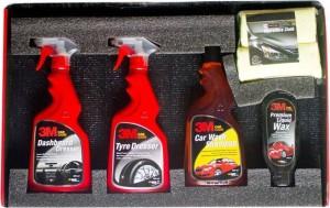 3M Gift Kit-Small Car Washing Liquid