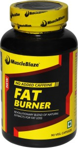 MuscleBlaze Fat Burner With Garcinia Cambogia (750 mg)