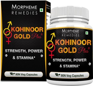 Morpheme Remedies Kohinoor Gold Plus 500mg Extract