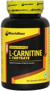 MuscleBlaze L-Carnitine L-Tartrate
