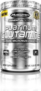 Muscletech Platinum 100% Glutamine-302 Gm