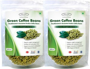 Sinew Sinew Nutrition Green Coffee Beans For Weight Loss 1600gm
