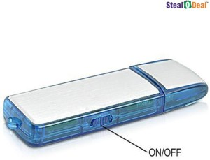 Stealodeal USB Voice Recording Pendrive 4 GB Voice Recorder