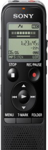 Sony SO-ICD-PX440 4 GB Voice Recorder