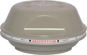 Monitor 1KVA for Refrigerator/ Fridge Up to 500 Litres Voltage Stabilizer