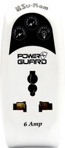 Su-Kam Power Gaurd 6 Amp Voltage Stabilizer
