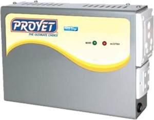 Proyet LCD Digi Voltage Stabilizer