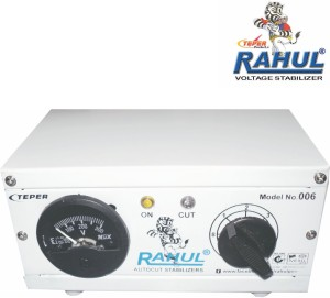 RAHUL 006 COPAR Auto Cut Stabilizer