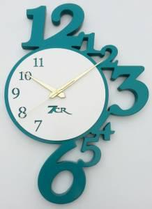 7CR Analog 45.72 cm X 31.75 cm Wall Clock