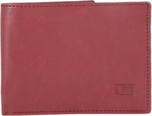 03053ac85 Gansta Men Red Artificial Leather Wallet 6 Card Slots Best Price in ...